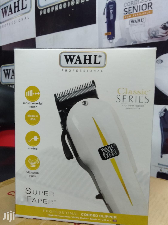 Original WAHL Shaving Machine