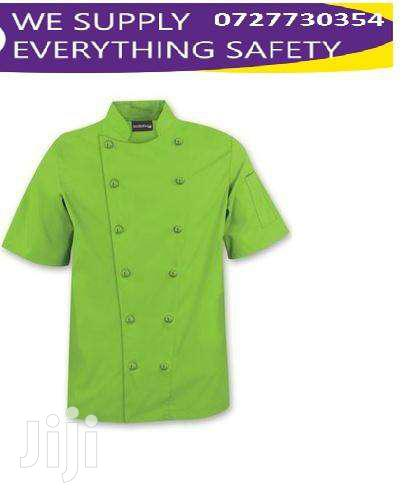 Archive: Short Sleeved Chef Coats