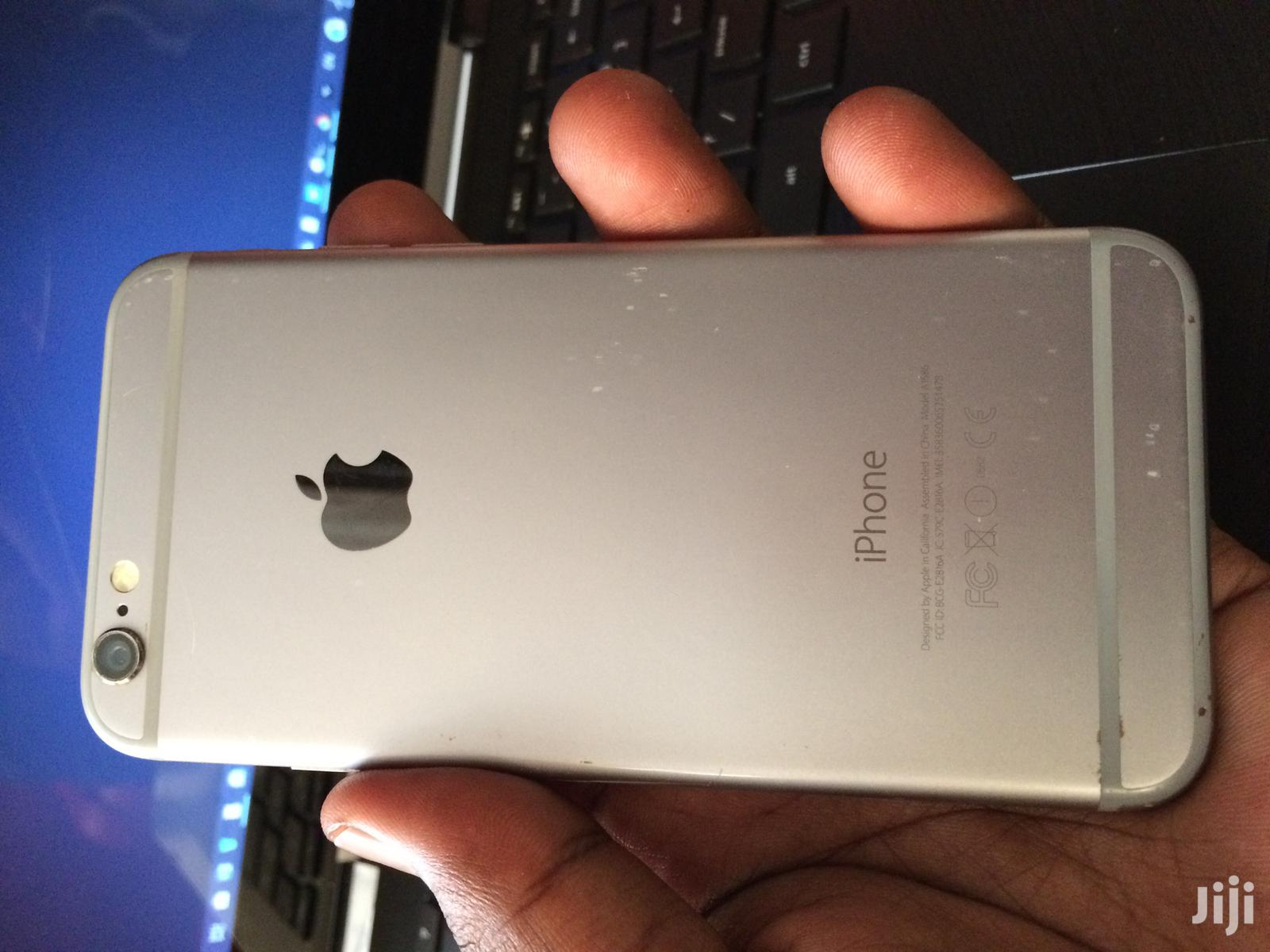 New Apple iPhone 6 64 GB Silver
