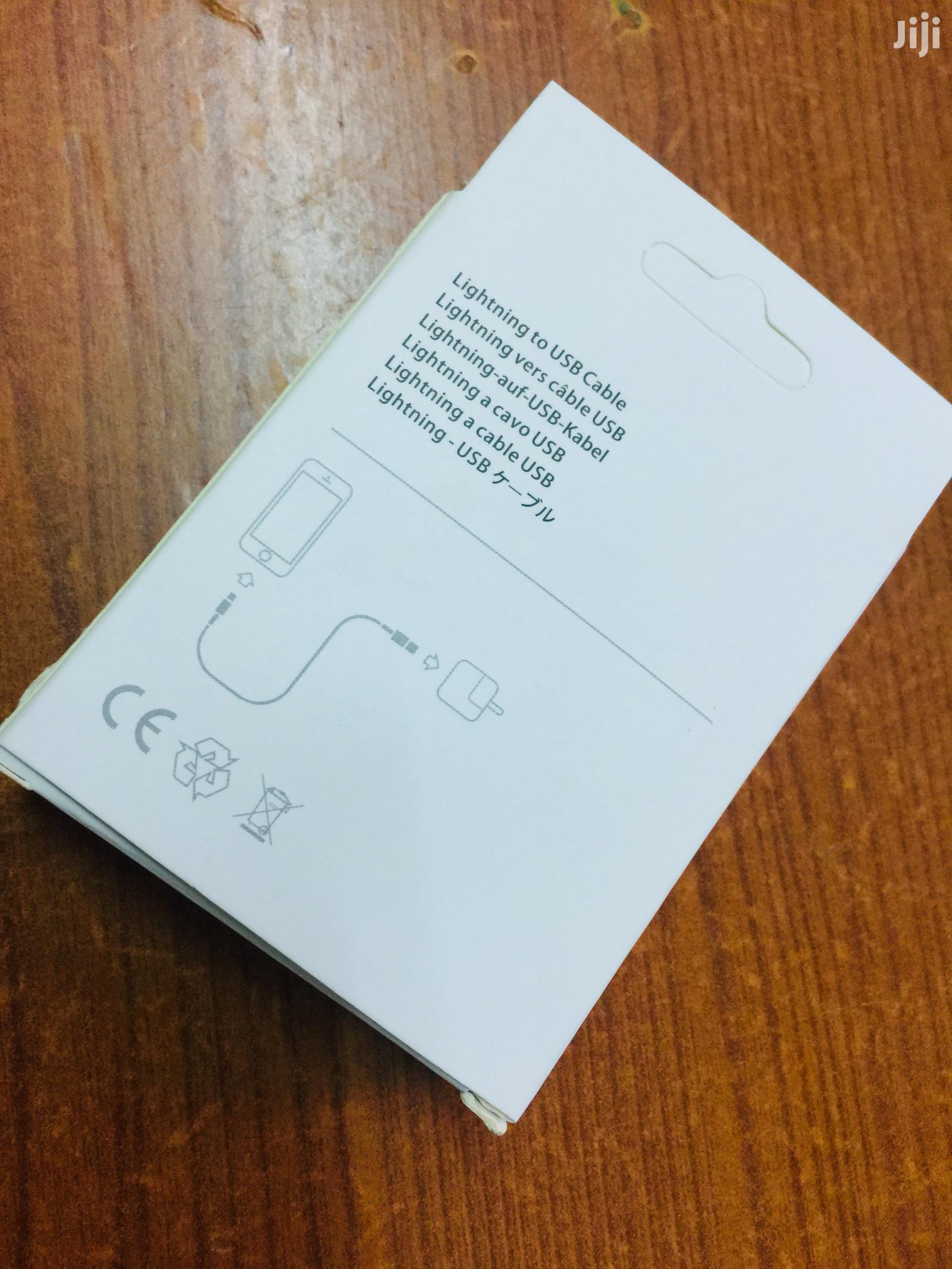 iPhone Usb Charger | Accessories for Mobile Phones & Tablets for sale in Nairobi Central, Nairobi, Kenya