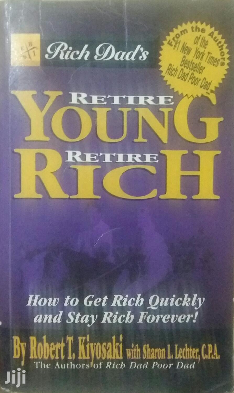 Rich Dad's Books
