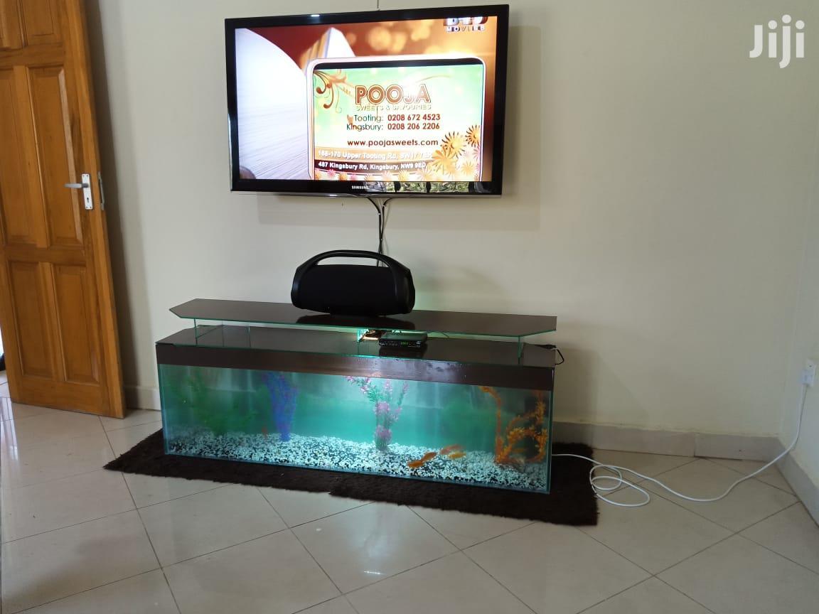 TV Stand Aquarium