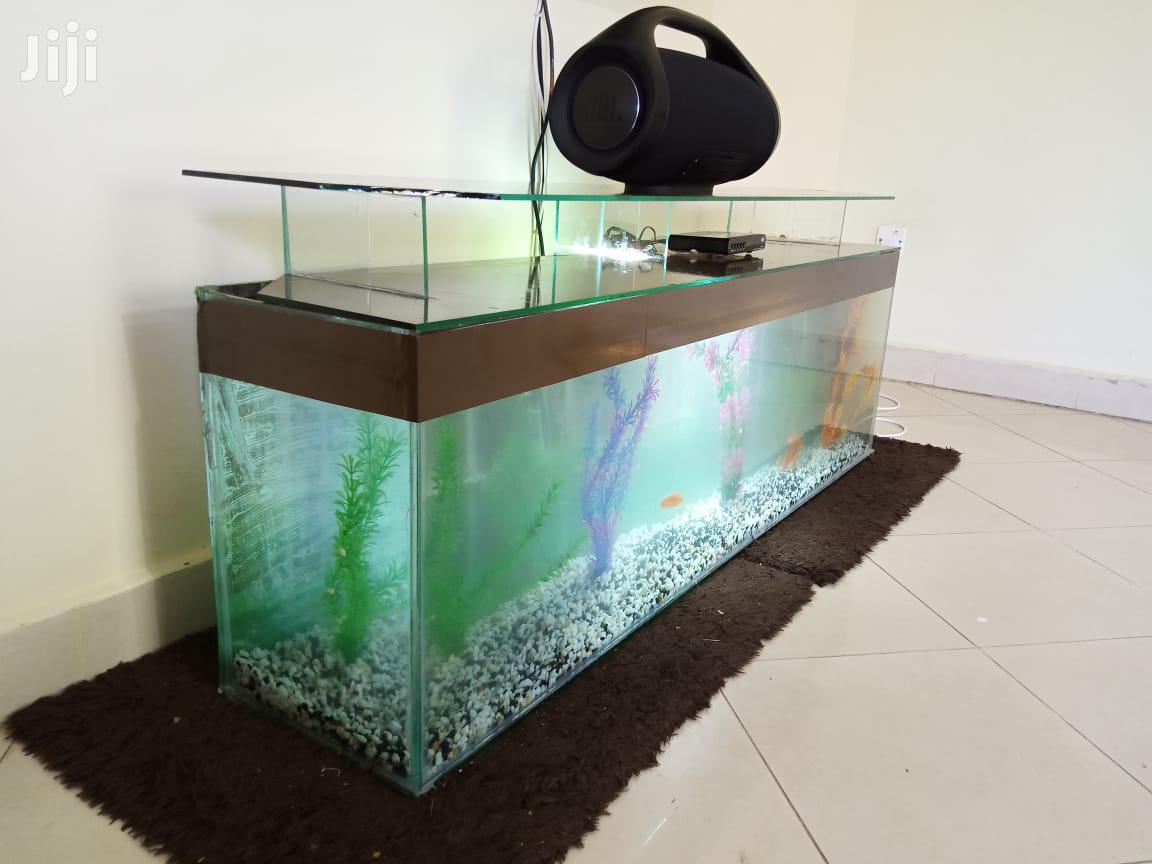 TV Stand Aquarium   Fish for sale in Nairobi Central, Nairobi, Kenya