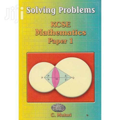 Archive: Top 10 Best Kcse Revision Textbooks