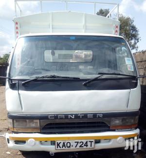 Mitsubishi Canter 1997 White