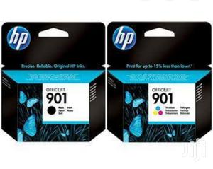 Hp 901 Black And Colour