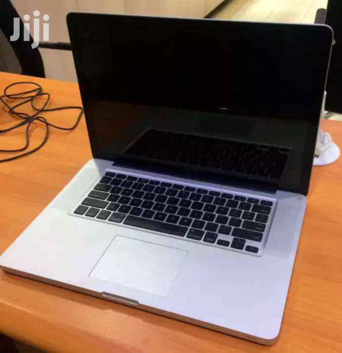 Apple Macbook Pro Core I5 15.6 Inches Clean With Warranty