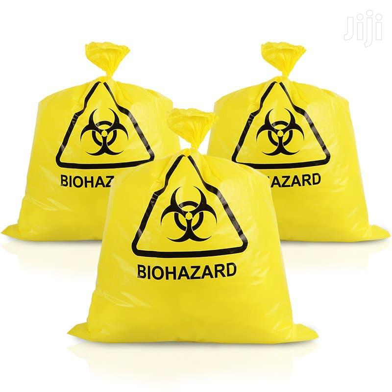 Biohazard Garbage Bags All Colours | Home Accessories for sale in Nairobi Central, Nairobi, Kenya