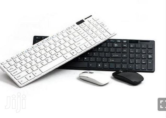 Archive Wireless Unique Bluetooth Keyboard And Mouse In Nairobi Central Computer Accessories Dencin Brian Jiji Co Ke