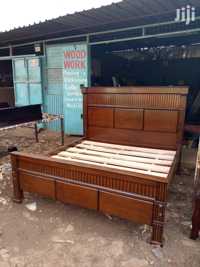 Modern Bed 6*6 | Furniture for sale in Kasarani, Nairobi, Kenya