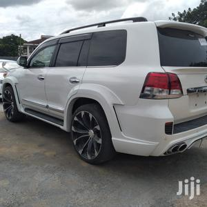 Toyota Land Cruiser 2014 White | Cars for sale in Mombasa, Mvita