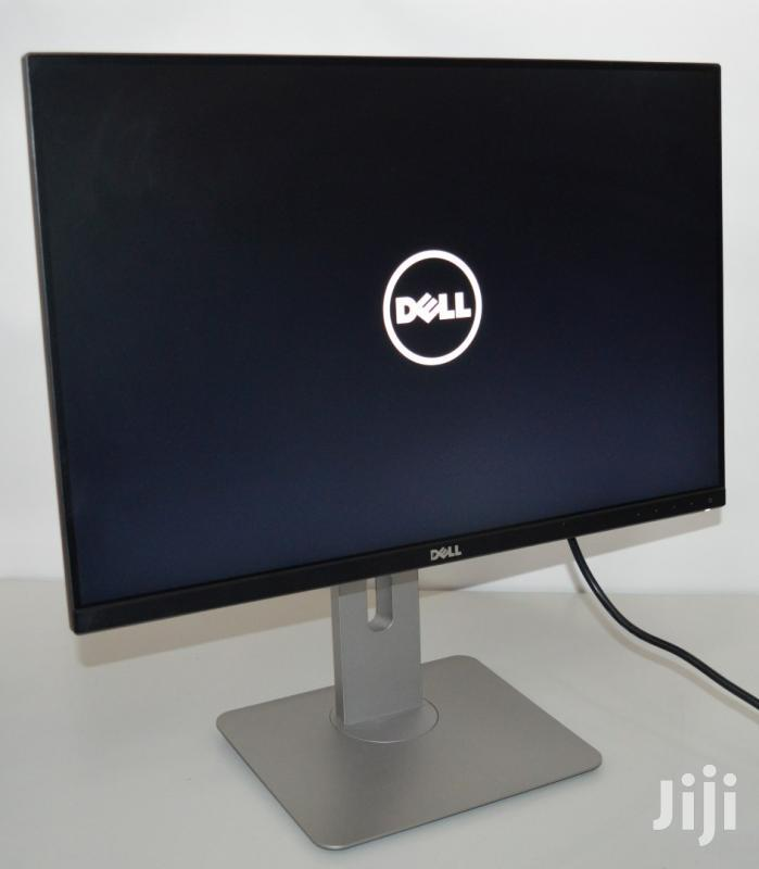 Offer On Slim 24 Inch Dell Monitor Edge To Edge With 2 HDMI Ports | Computer Monitors for sale in Nairobi Central, Nairobi, Kenya