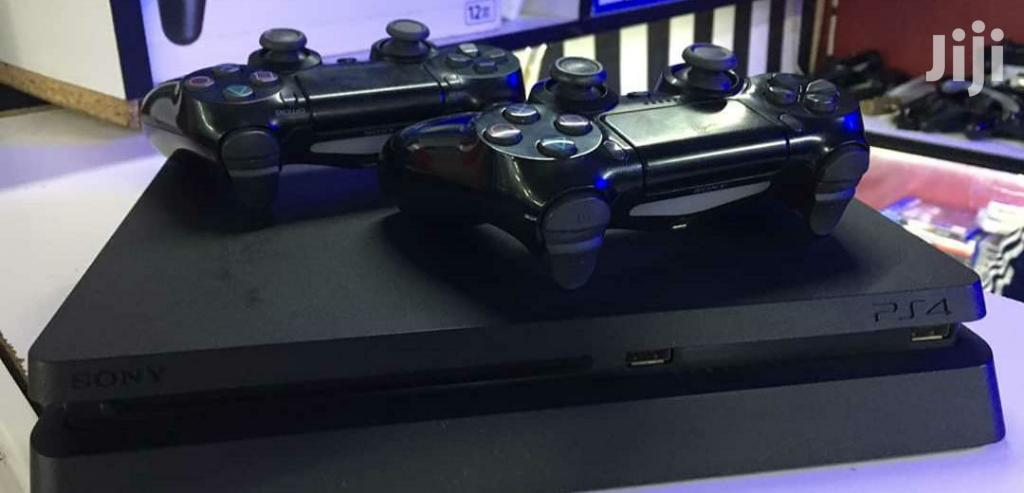 Archive: Ps 4 500GB Slim