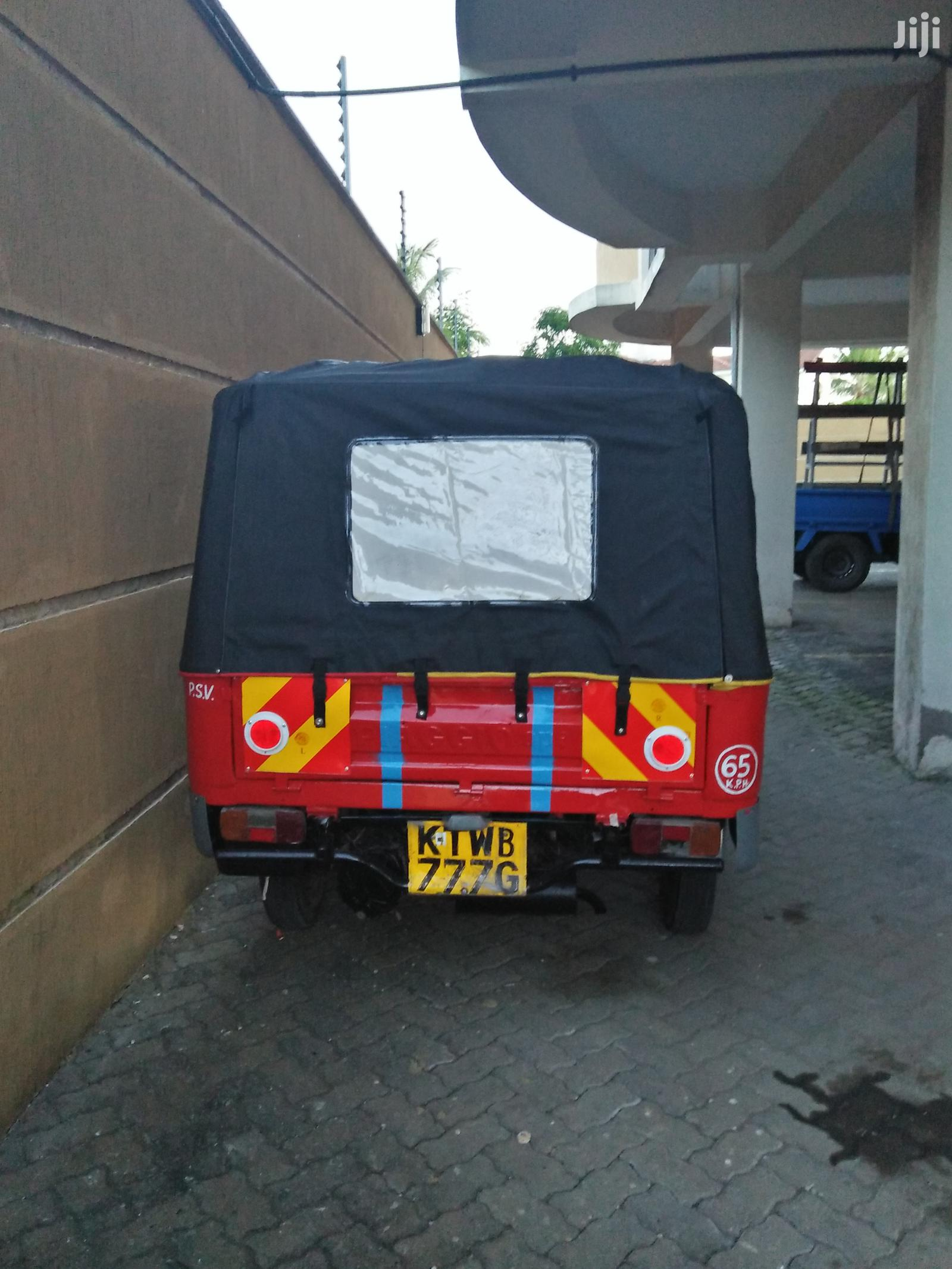 Piaggio 2017 Red | Motorcycles & Scooters for sale in Nyali, Mombasa, Kenya