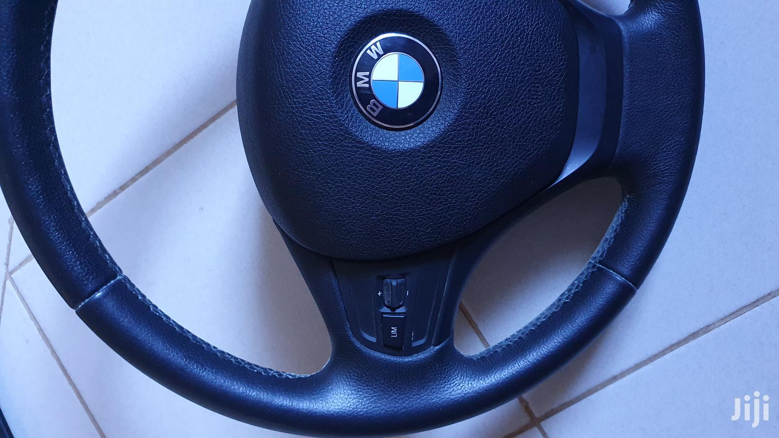 Archive: BMW F25 F30 Steering Wheel With Airbag