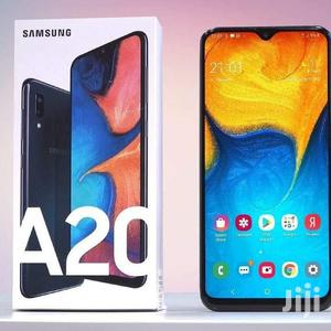 New Samsung Galaxy A20s 32 GB Black
