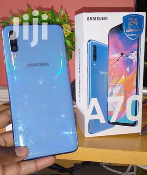 New Samsung Galaxy A70 128 GB Blue
