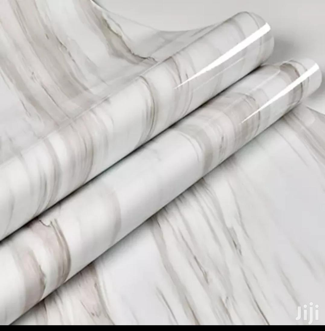 Marble Contact Paper Waterproof And Self Sticking | Home Accessories for sale in Kahawa, Nairobi, Kenya