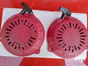 Water Pump Starter Cover