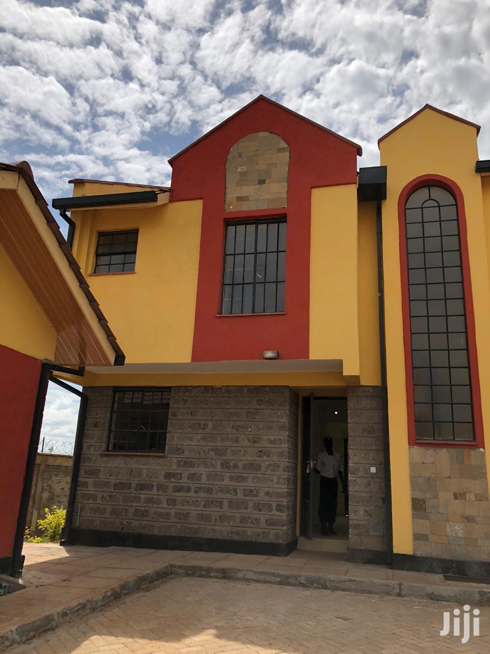 Three Bedrooms Maisonette in Kitengela for Rent