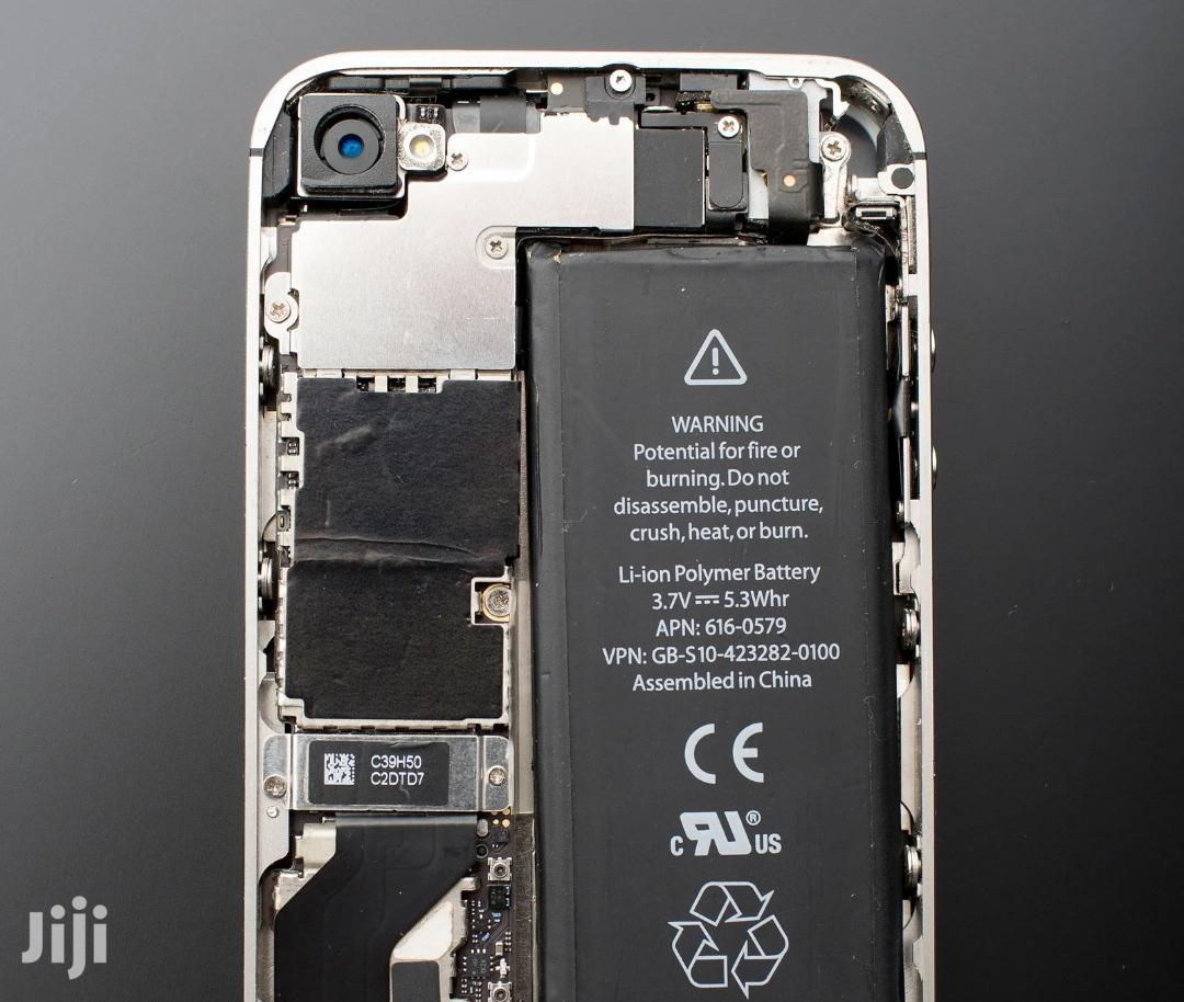 Archive: iPhone Battery