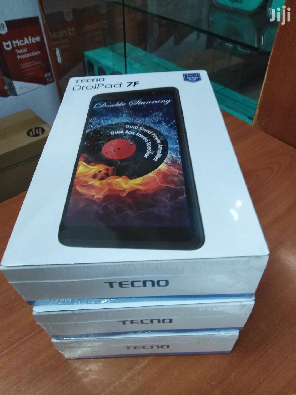 Archive: New Tecno DroiPad 7E 16 GB Black