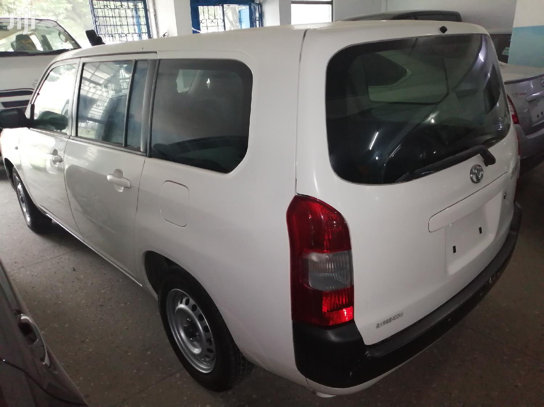 Toyota Succeed 2015 White   Cars for sale in Mvita, Mombasa, Kenya
