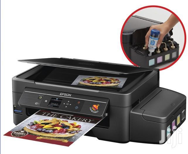 Canon Epson Edible Papers Ink Printing Cake Baking Decor Printer