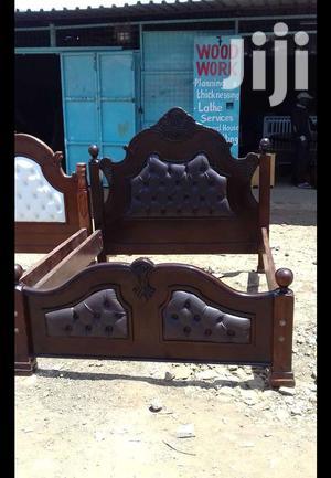 Bed - Mountain Headboard   Furniture for sale in Nairobi, Kasarani