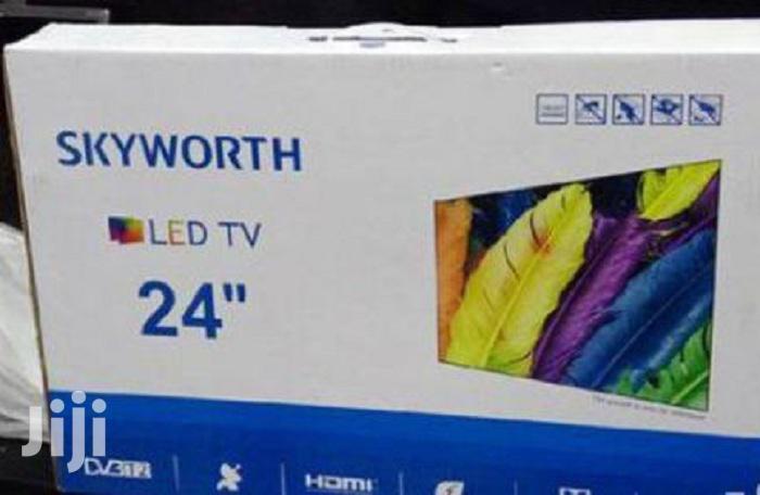 Archive: Digital Led Inbuilt Decorder Skyworth TV 24 Inch