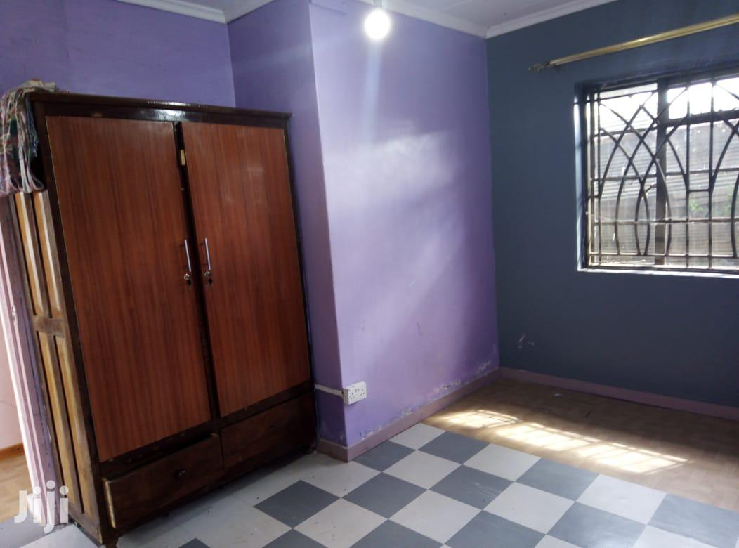 Archive: 1 Bedroom, Own Compound, Near Park Place/Total Magadi Rd.