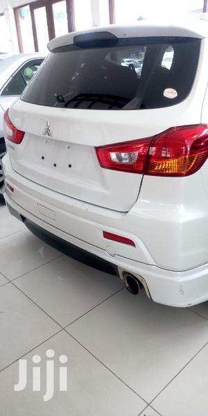 Mitsubishi RVR 2014 White | Cars for sale in Mombasa, Mvita