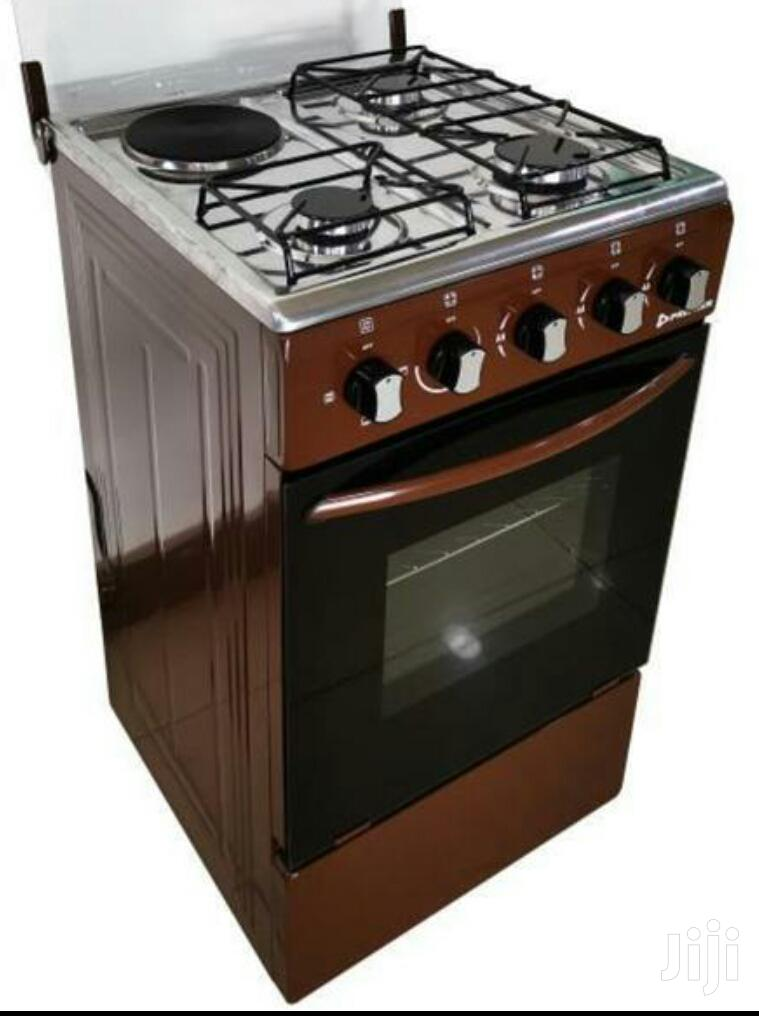 Stand Gas Cooker Electric Cooker