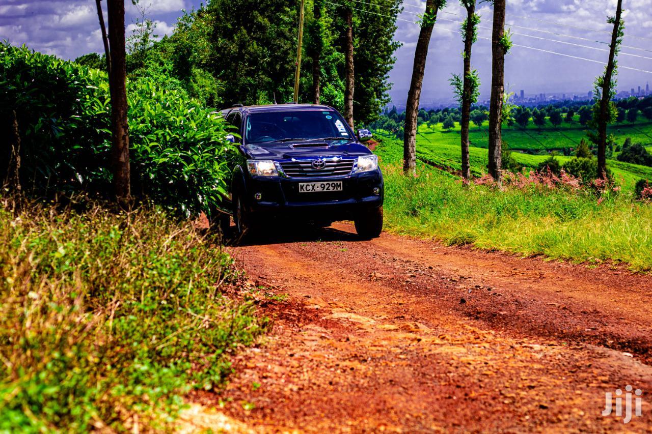 Toyota Hilux 2013 Green | Cars for sale in Runda, Nairobi, Kenya