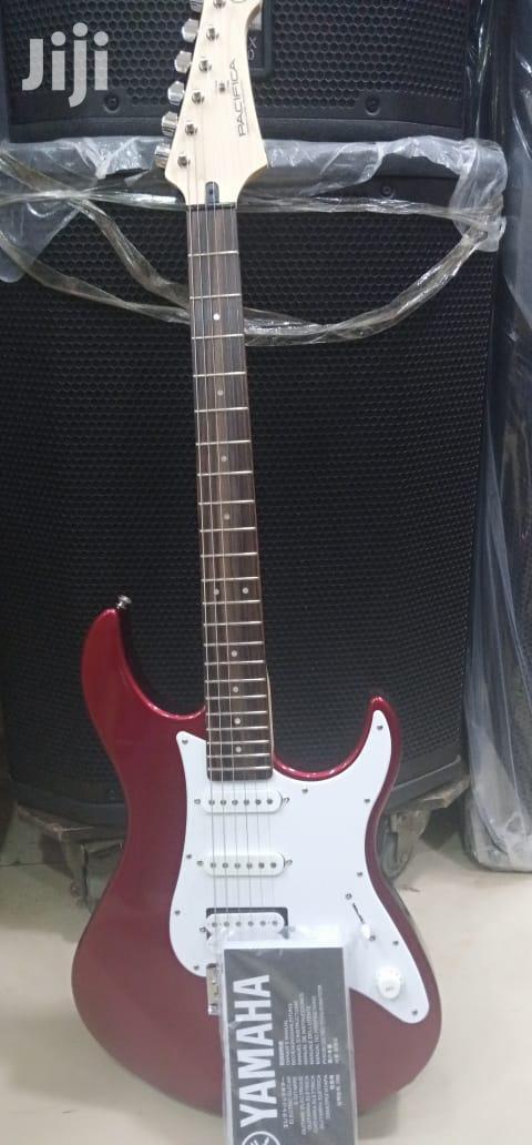 Yamaha Electric Guitar.