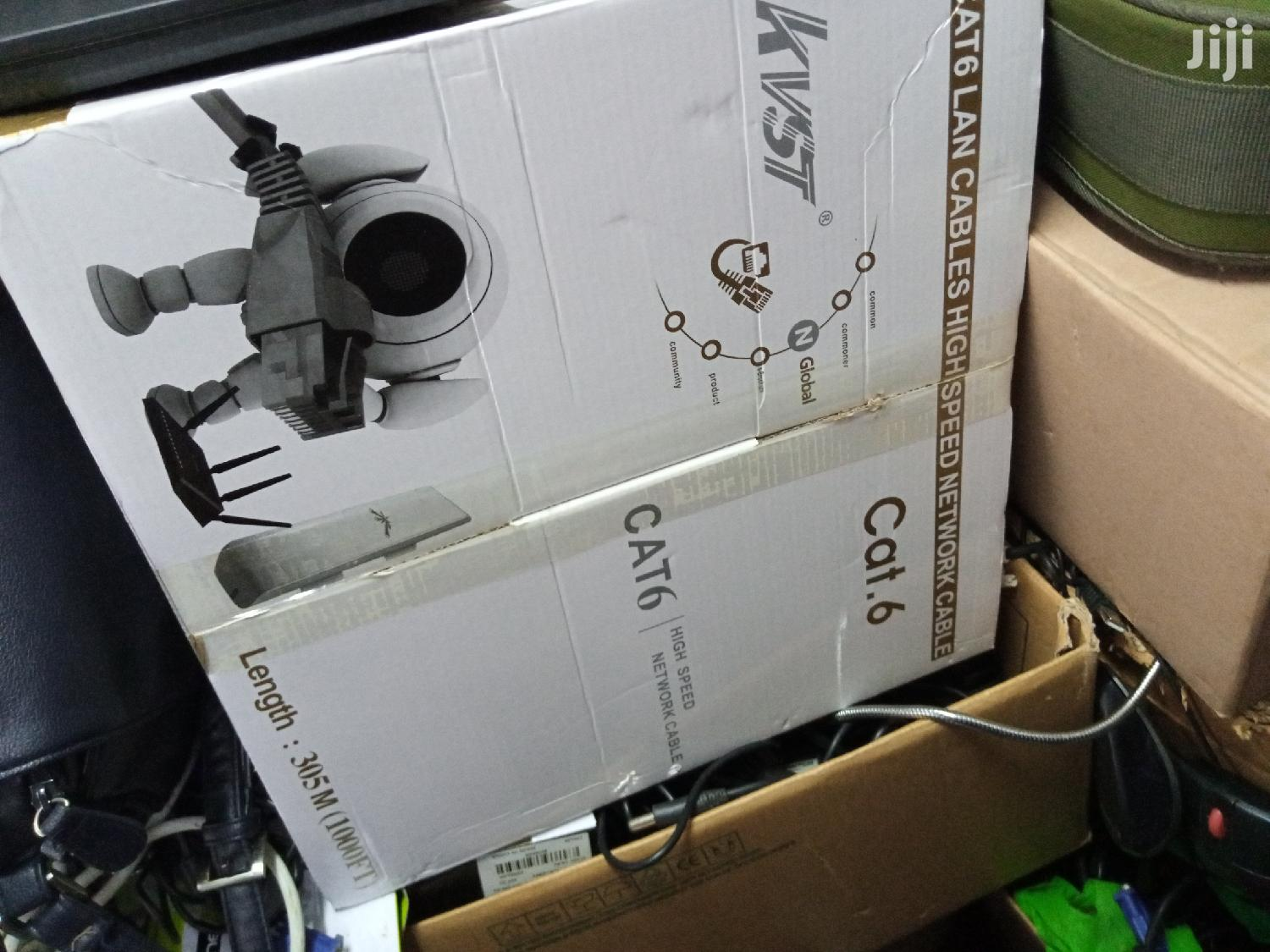 Ethernet Cable Full Box