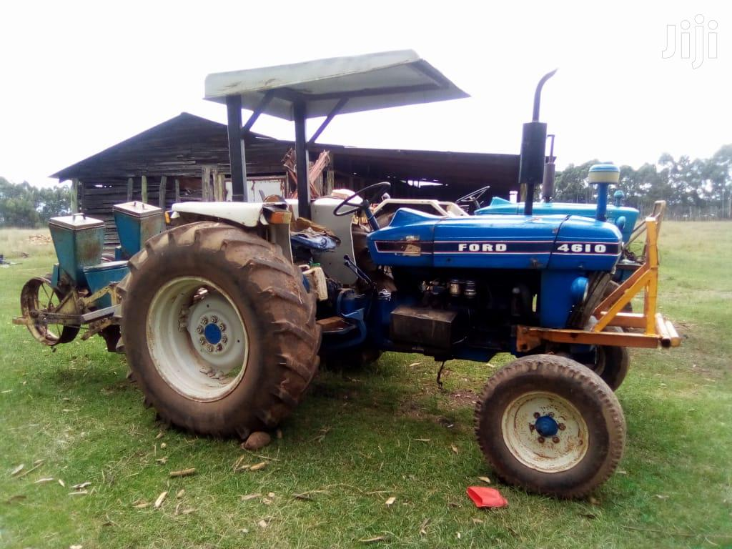 Archive: Ford 4600 Tractor