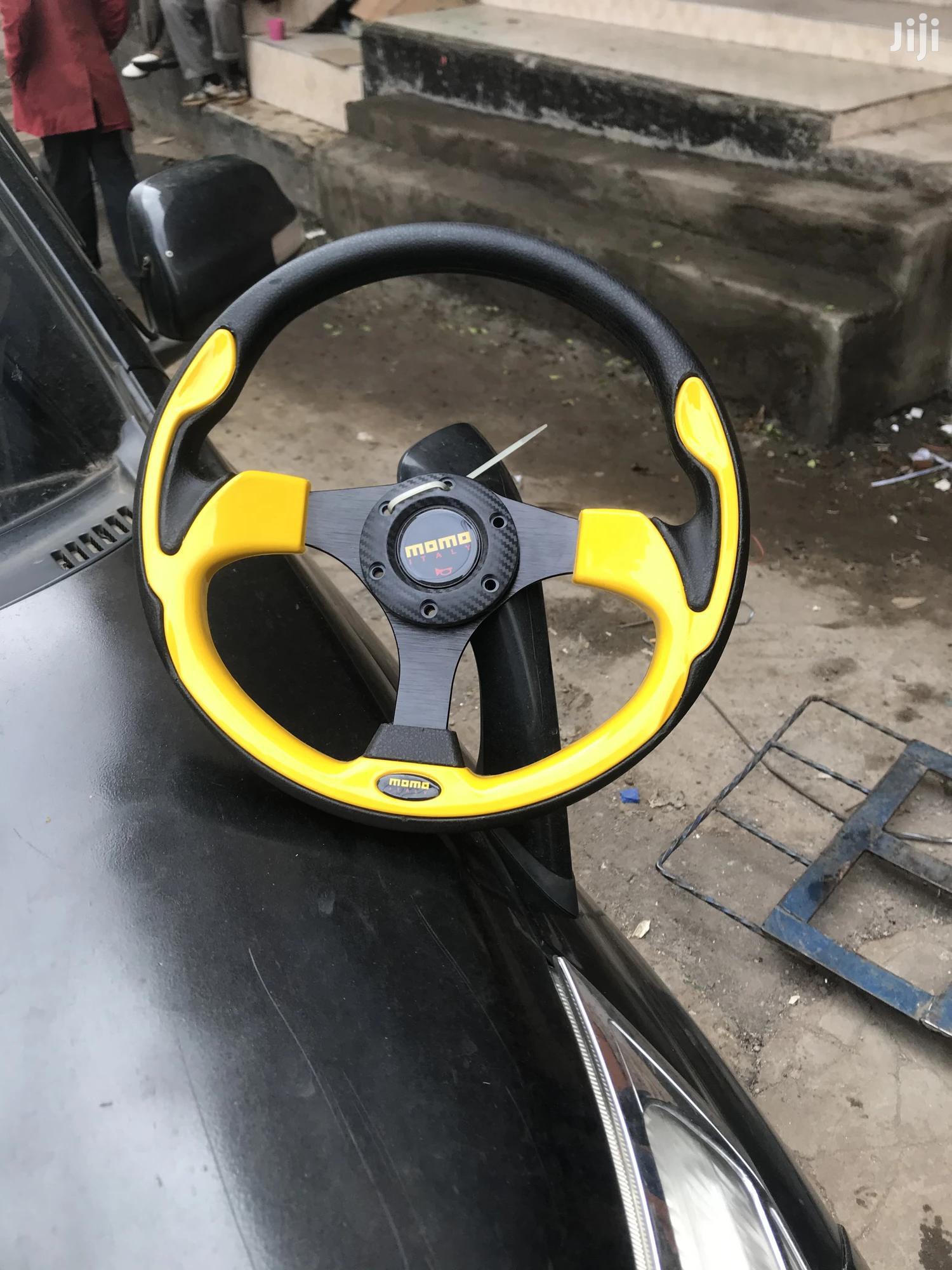 Steering Wheel Momo Italy