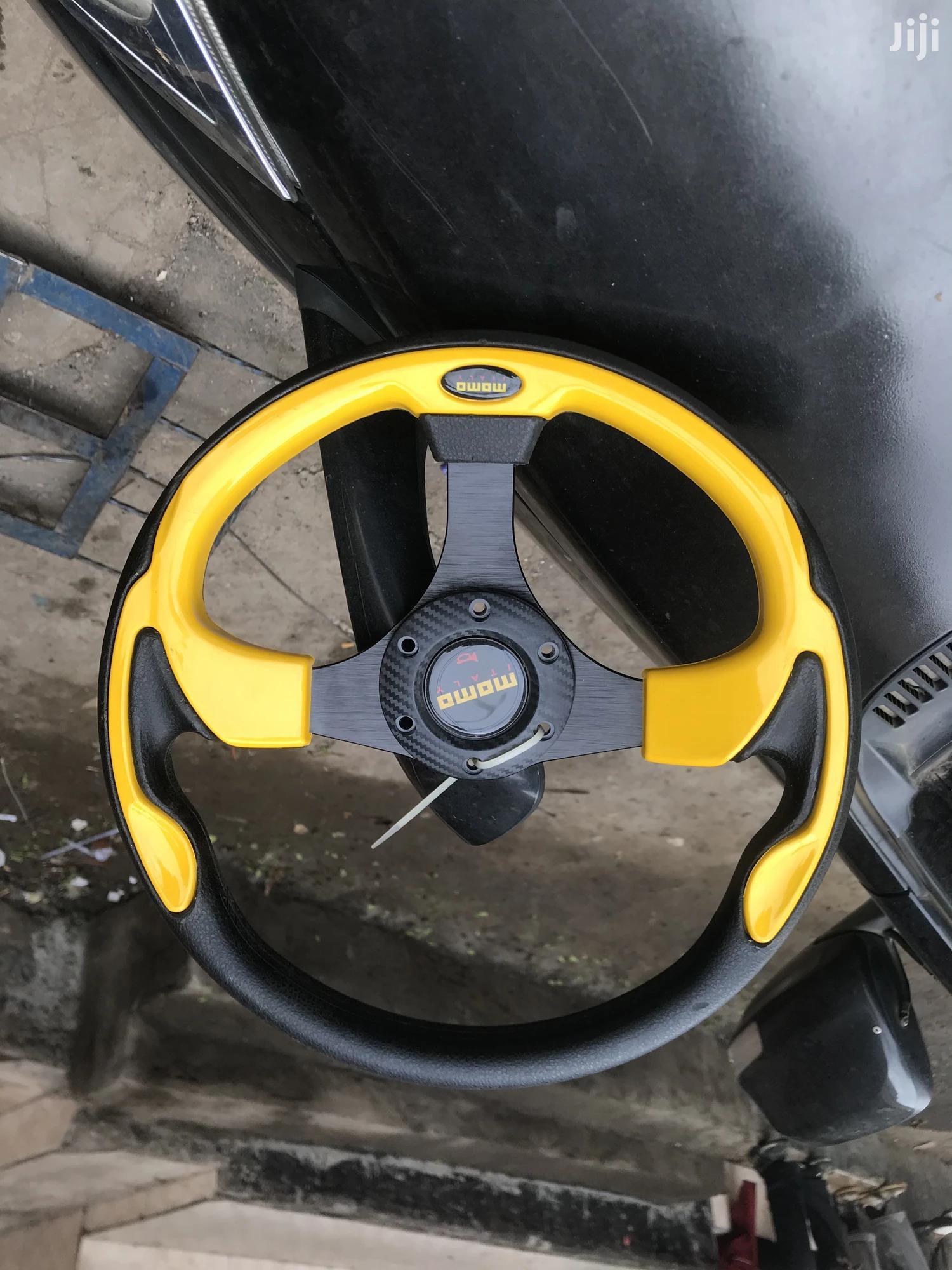 Steering Wheel Momo Italy   Vehicle Parts & Accessories for sale in Nairobi Central, Nairobi, Kenya