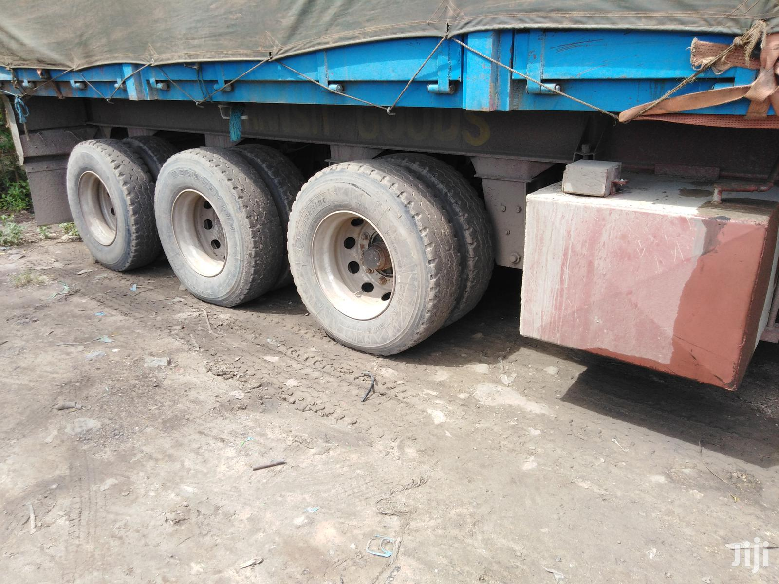 Clean ZE Highsided Trailer in Very Good Running Condition | Trucks & Trailers for sale in Changamwe, Mombasa, Kenya