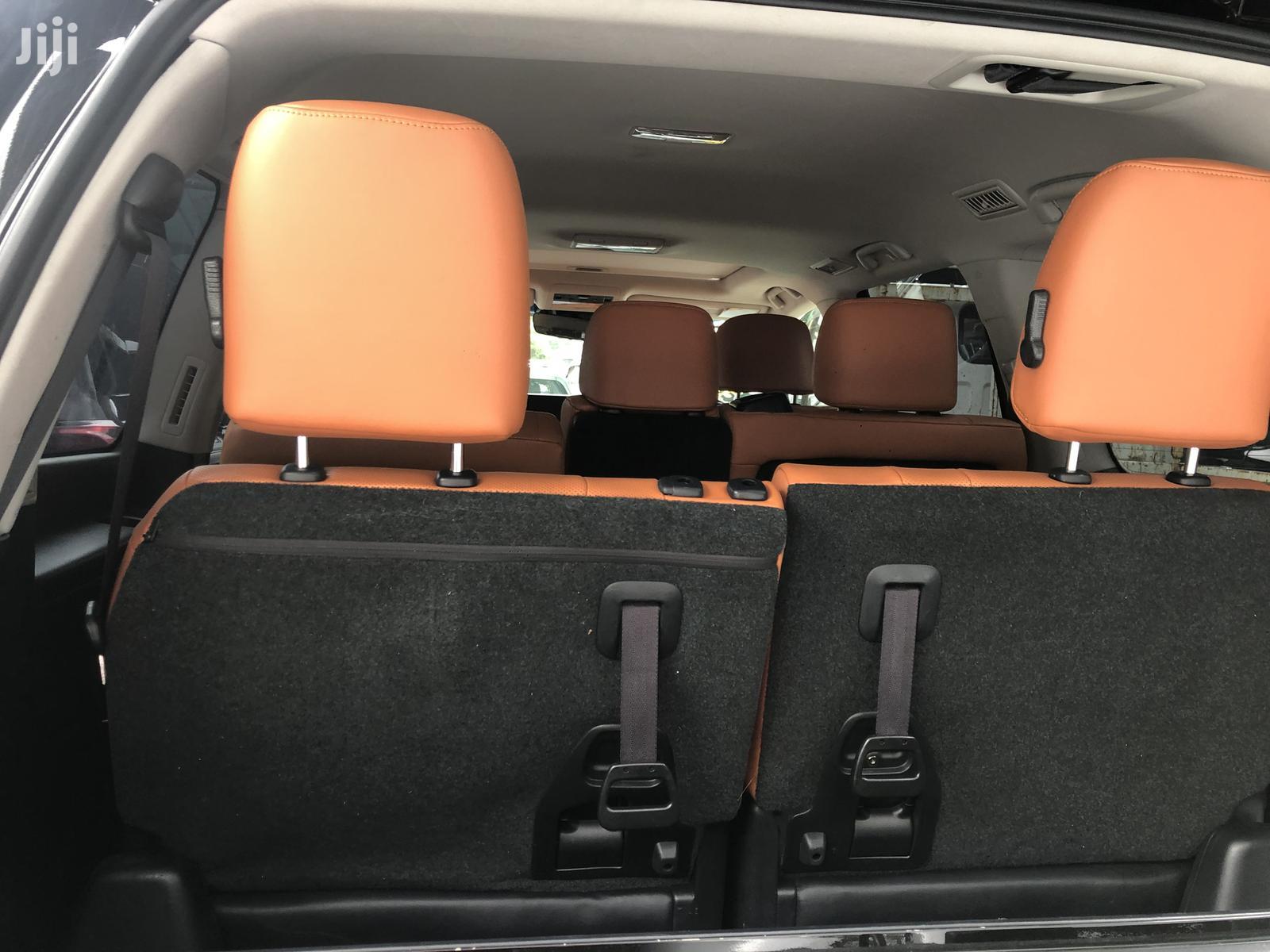 Lexus LX 570 2015 Base Black | Cars for sale in Kilimani, Nairobi, Kenya