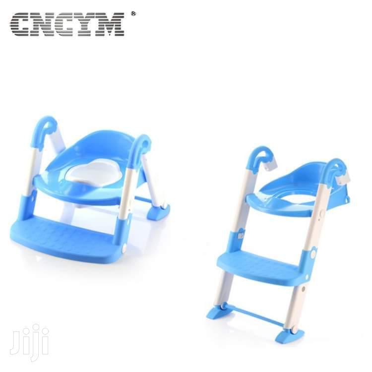 2in1 Potty Toilet Ladder