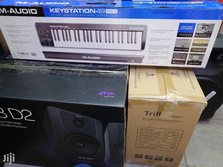 M-audio Midi Keyboard Keystation 49 Keys