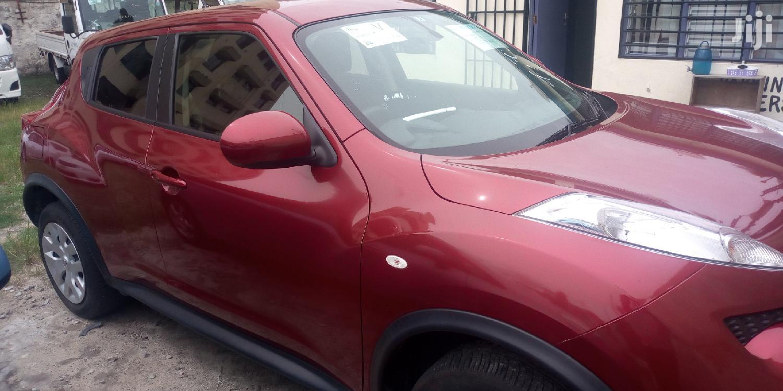 Nissan Juke 2013 Red   Cars for sale in Mvita, Mombasa, Kenya