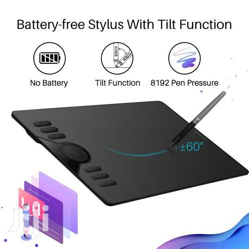 New Tablet 4 GB Black