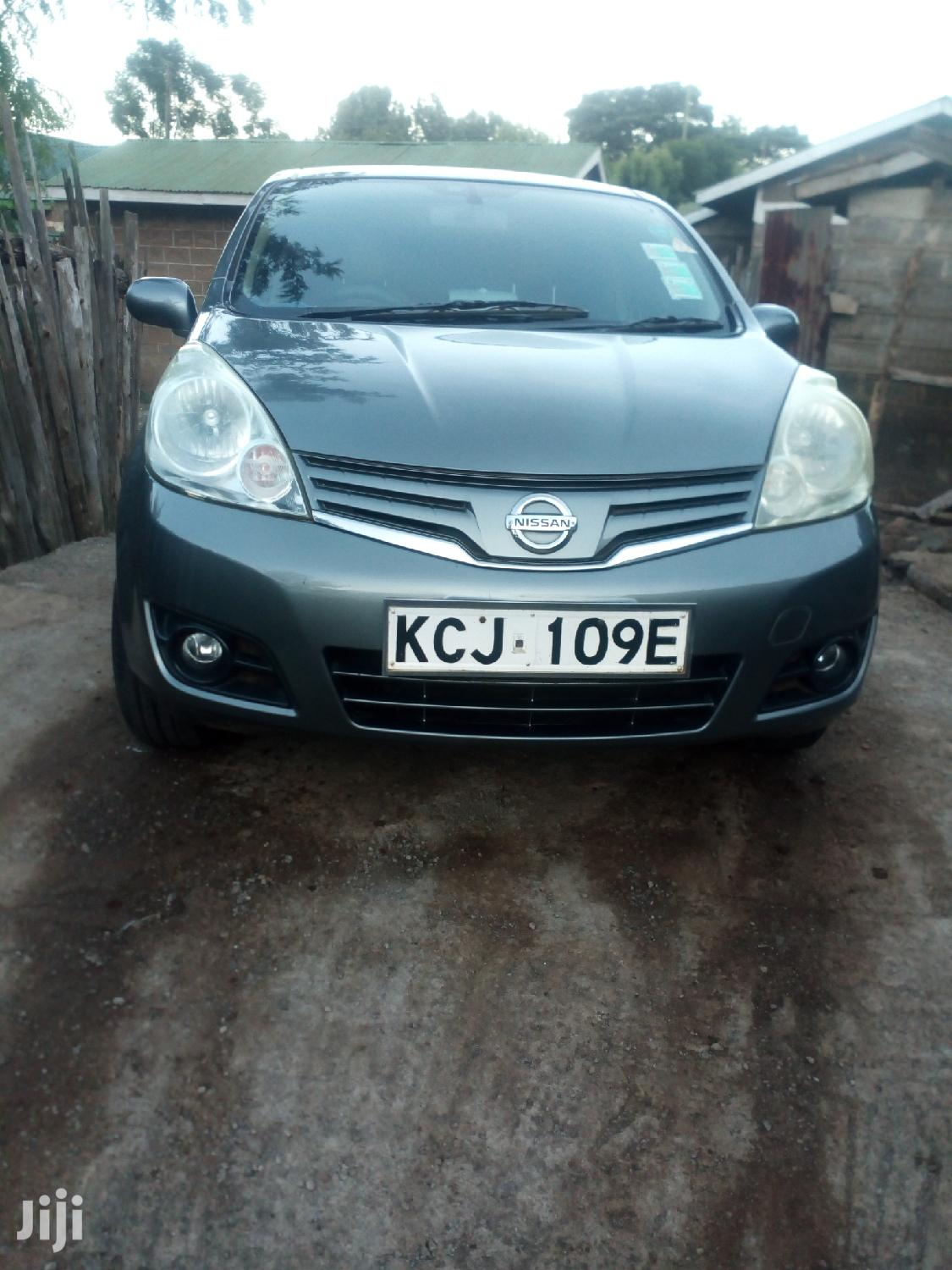 Nissan Note 2009 1.4 Gray