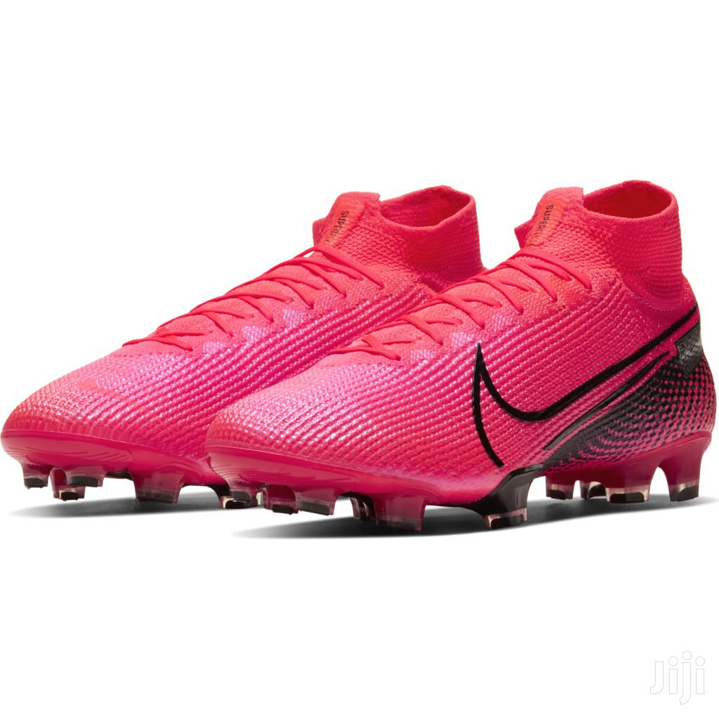 Latest 2020 NIKE Mercurial Superfly 7 Elite FG Soccer Cleats | Shoes for sale in Nairobi Central, Nairobi, Kenya