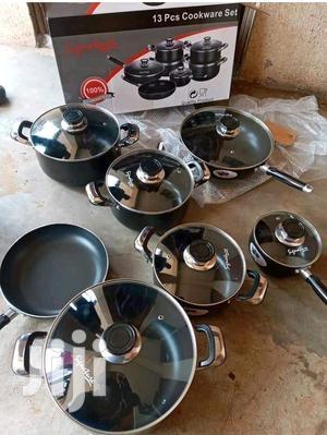13pcs Cooking Non Stick Set
