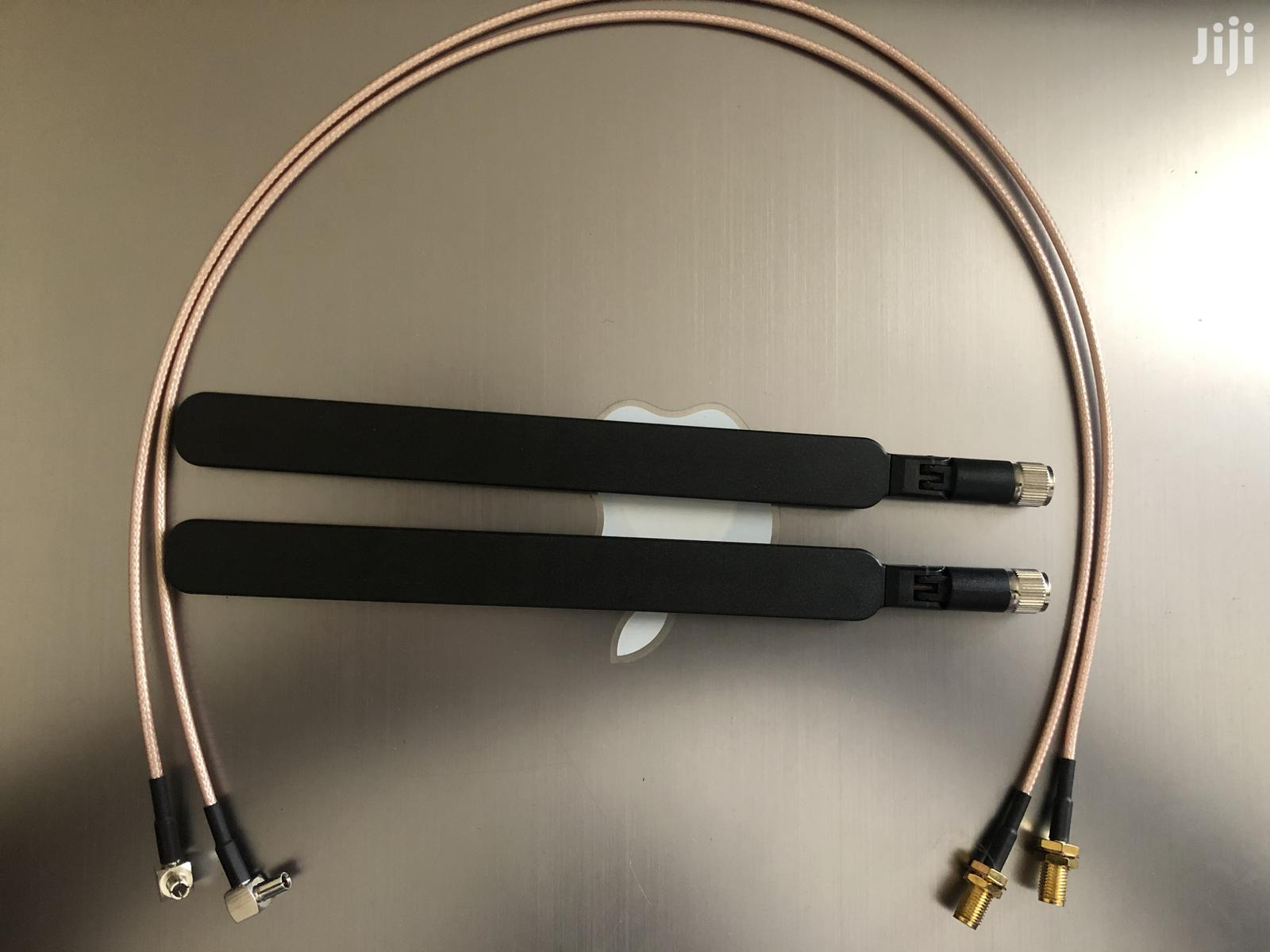 4G Mifi Modem External Antennas - TS9-SMA Connector | Networking Products for sale in Nairobi Central, Nairobi, Kenya