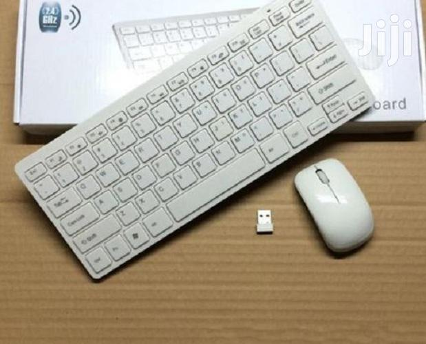Archive: Mini Wireless Keyboard and Mouse Combo